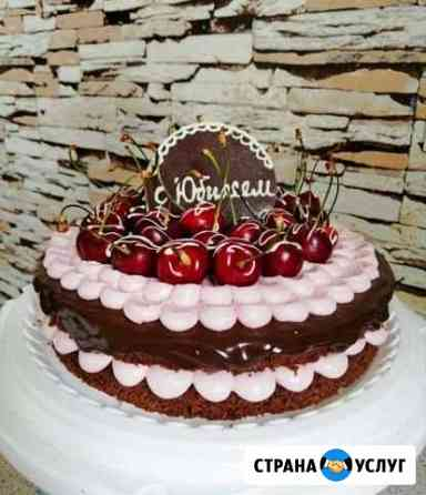 Домашние торты на заказ Киров