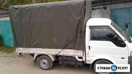 Грузоперевозки Петропавловск-Камчатский