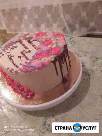 Торт, капкейки, пирожные Ульяновск