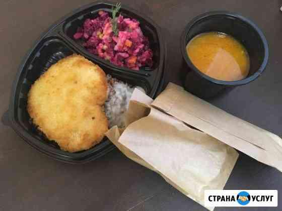 Доставка обедов,комплексные обеды в офис спб Санкт-Петербург