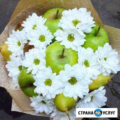 Букеты из фруктов И сладостей Калининград