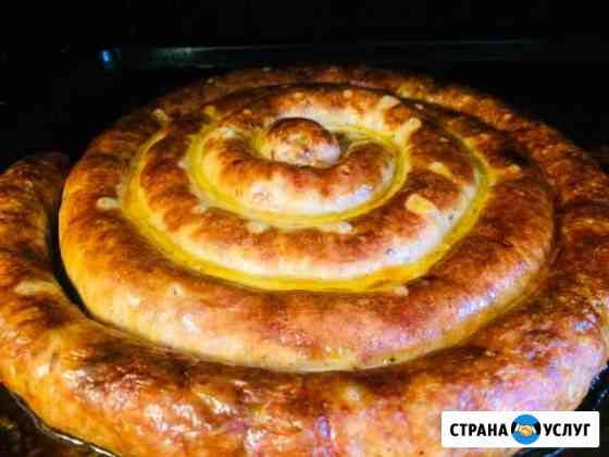 Домашние колбасы на заказ Волгоград