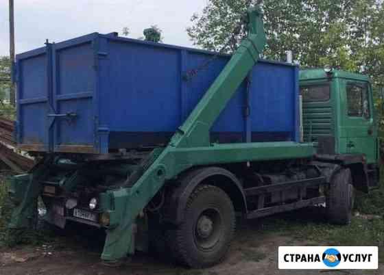 Вывоз мусора 8, 10, 12, 17 м3 Иваново