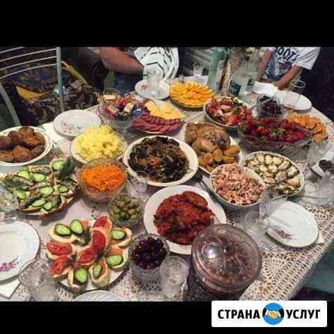 Приготовление любых блюд Волгоград