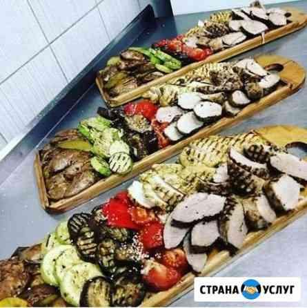 Услуги повара Красноярск