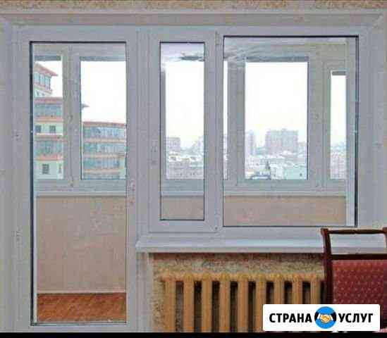 Окна, балконы Ставрополь