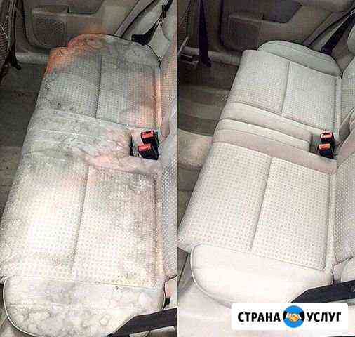 Химчистка авто,мягкой мебели Нижнекамск