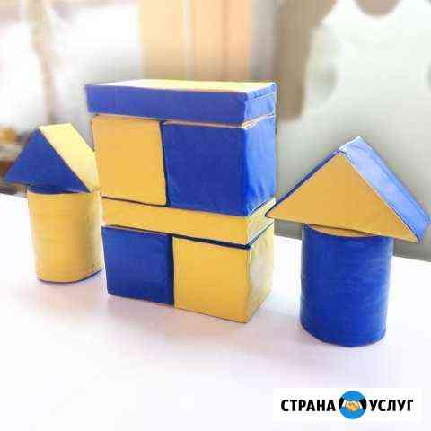 Мягкие модули для детей Иваново