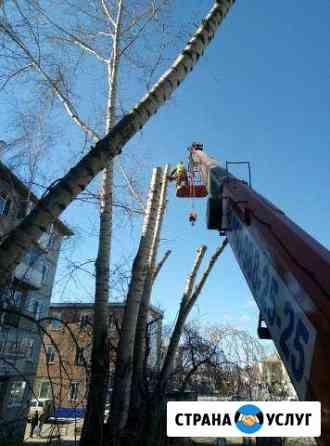 Спилим деревья Канск