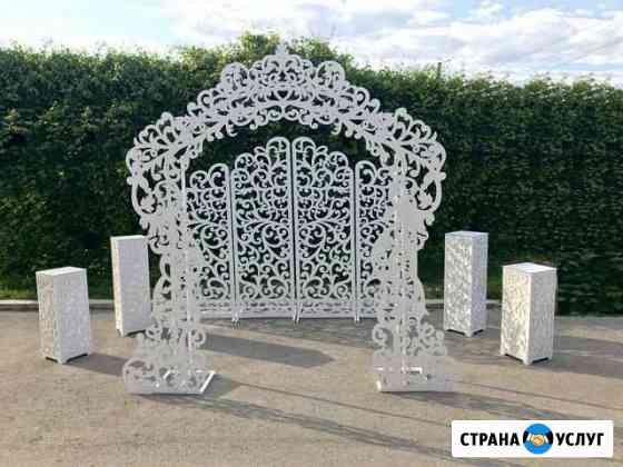 Свадебный декор в аренду в Симферополе Симферополь