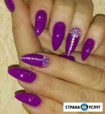Маникюр,наращивание ногтей Александров