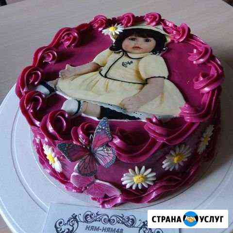 Торт на заказ Липецк