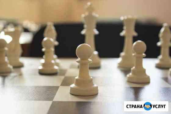 Занятия по шахматам для детей Череповец