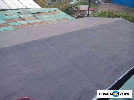 Ремонт гаражей, кровель, межпанельных швов Мурманск