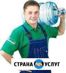 Доставка воды 19 литров Краснослободск Краснослободск