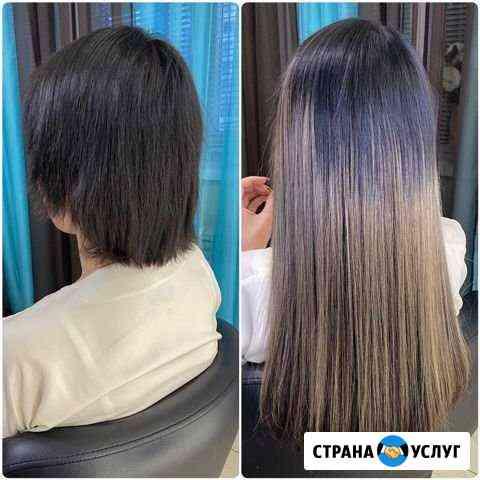 Обучение наращиванию волос Абакан