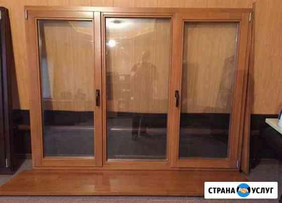 Деревянные окна Грозный
