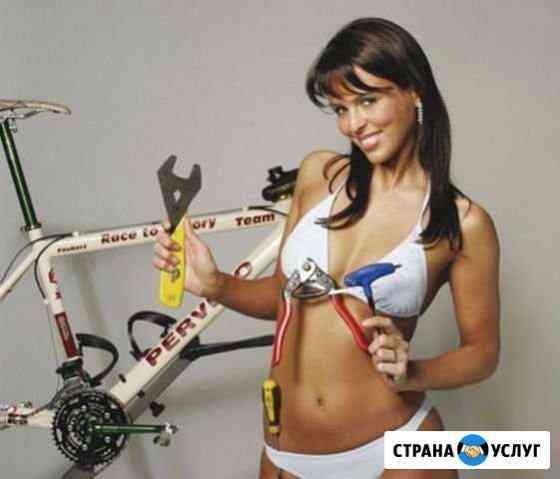 Велоремонт любой сложности Санкт-Петербург