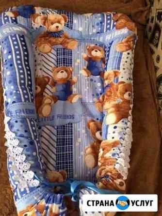 Пошив постельного белья (ваши размеры) и гнездышек Симферополь