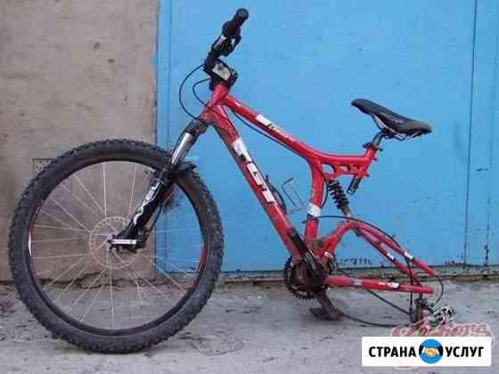 Ремонт велосипедов Нартан