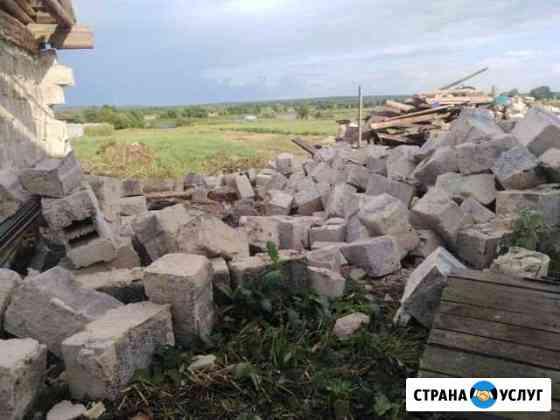Земельные работы/Демонтаж/Грузчики/Разнорабочие/Вы Тамбов