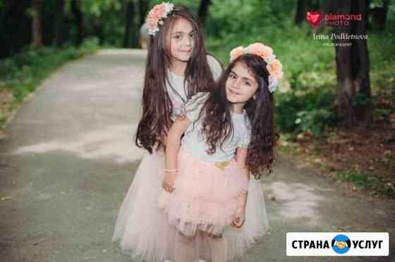 Детская Фотосессия, Фотопроект В гостях у лета Воронеж