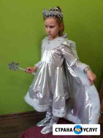 Прокат детских карнавальных костюмов фея-крёстная Астрахань