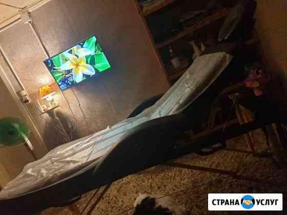 Общий массаж Астрахань