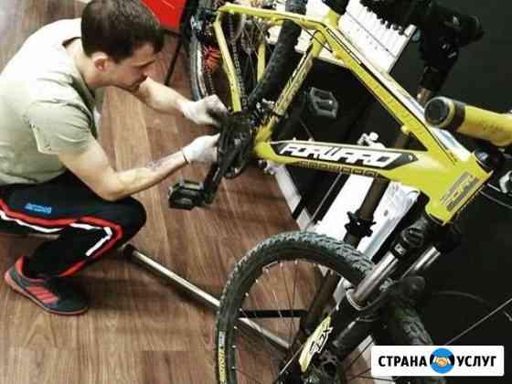 Ремонт,обслуживание велосипедов Тула
