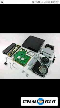 Ремонт PS3 - PS4 Махачкала