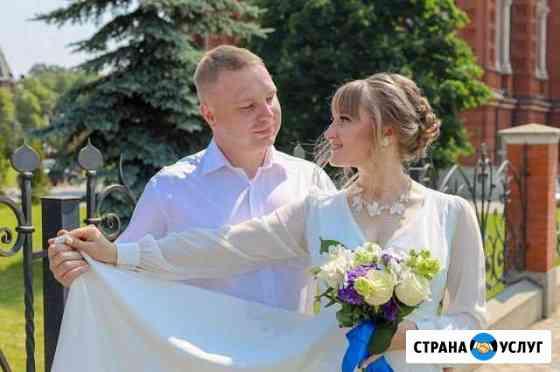 Фотосъемка, свадебный фотограф Тула