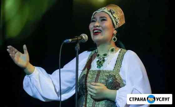 Уроки вокала онлайн Улан-Удэ