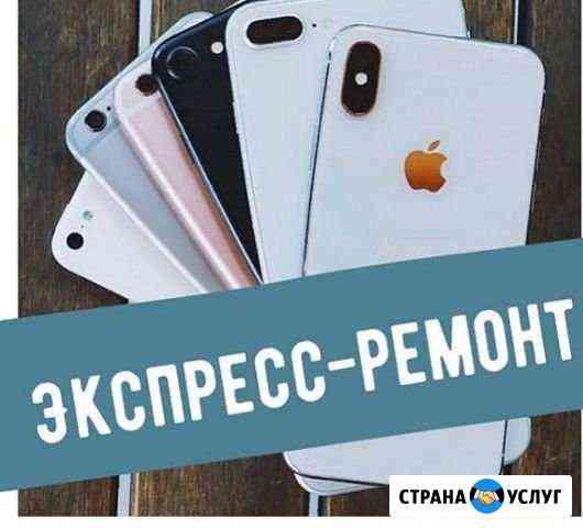 Ремонт iPhone iPad Выезд замена дисплея Саранск
