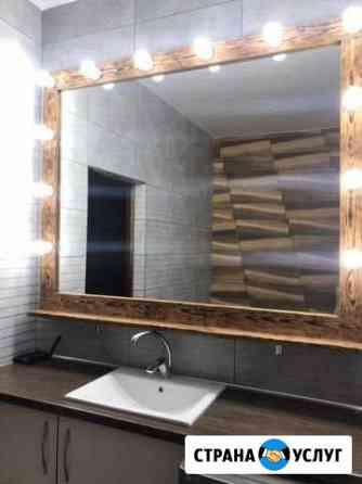 Зеркало лофт Минеральные Воды