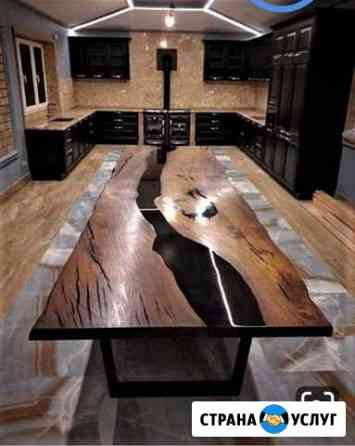 Покраска,реставрация кухонной мебели Киров