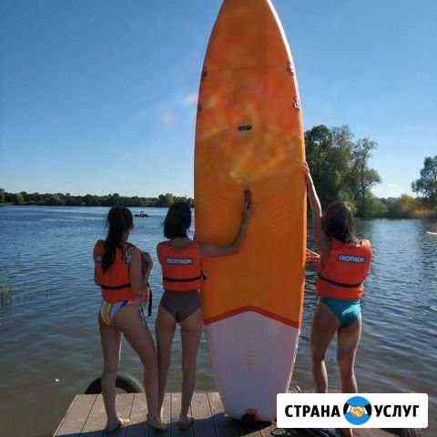 Прокат Сап бордов Казань