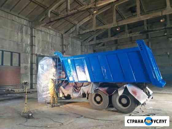 Пескоструйная обработка Пермь