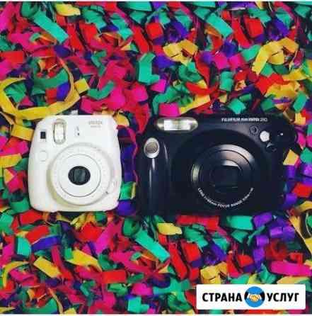 Fujifilm instax polaroid Воронеж