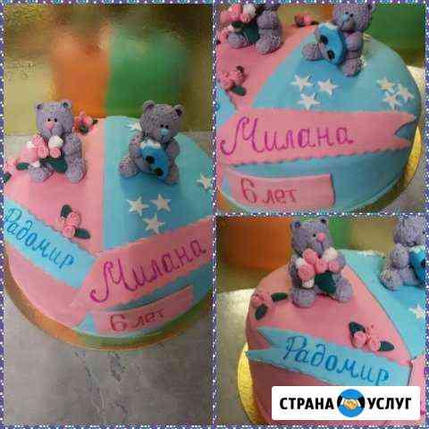 Домашние(эко) торты на заказ Саратов