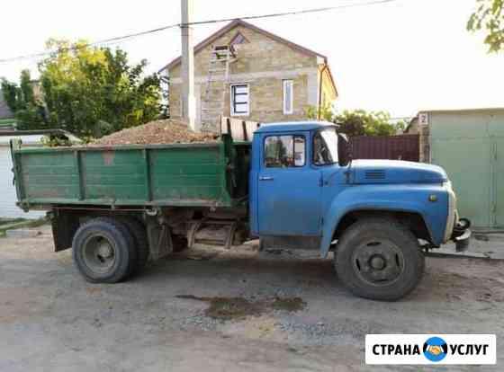 Вывоз мусора, доставка (до 8 тонн) Симферополь