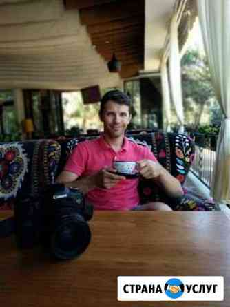 Видеооператор, видеограф Санкт-Петербург