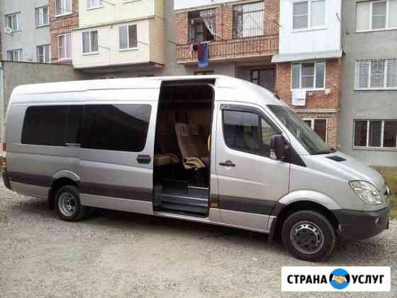 Аренда микро-автобусов,Автобусов Нальчик