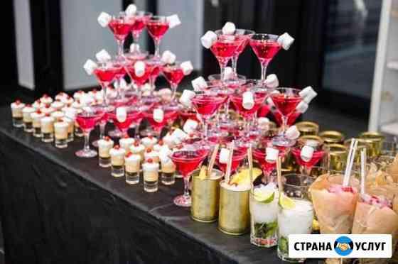 Коктейль бар на вообще мероприятие Уфа