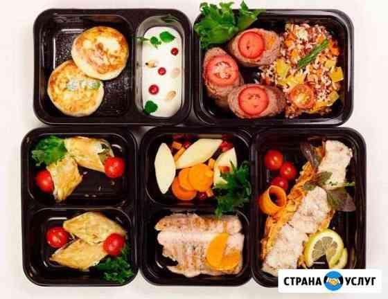 Доставка комплексных обедов Воронеж