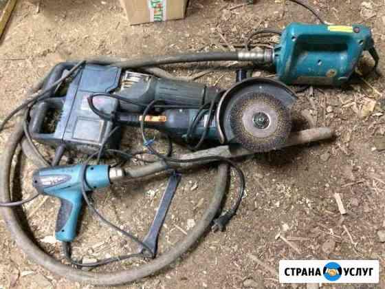 Аренда электроинструмента Ангарск