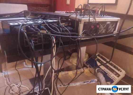 Dj/звукооператор, кальян Благовещенск
