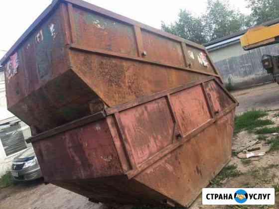 Вывоз мусора, демонтаж Владимир