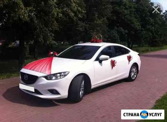 Аренда авто на свадьбу Тольятти