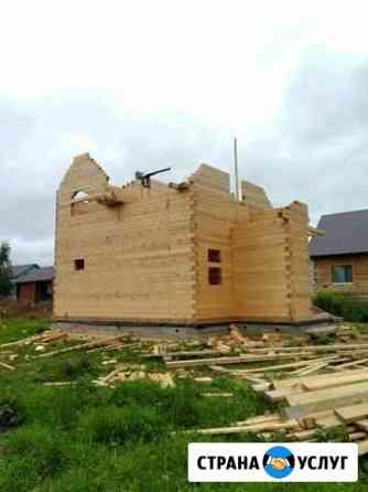 Изготовление домов и бань Кострома
