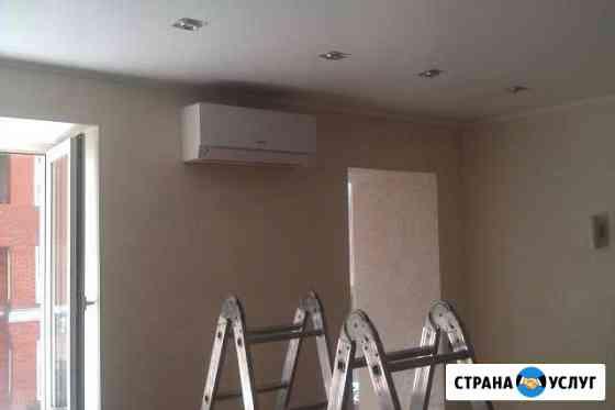 Установка и ремонт кондиционеров Томск